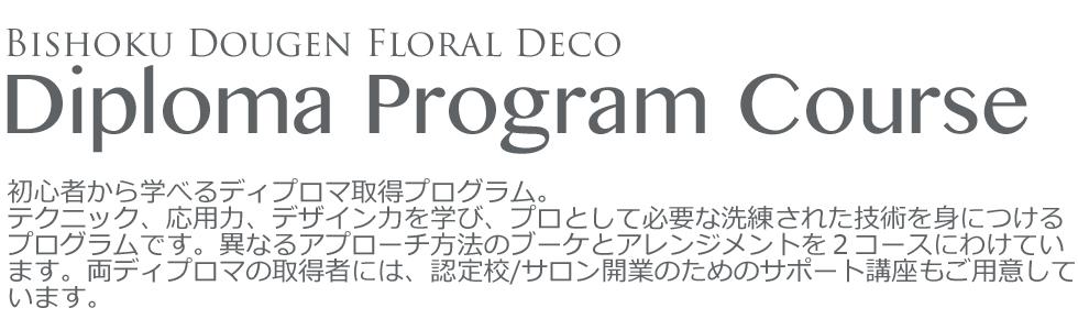 ディプロマコースロゴ